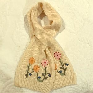 Lord & Taylor Women's Embroidered Scarf